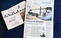 ICT-vakschool voor jongeren met autisme oogst succes