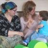 Inburgering op maat - Samen met mama naar de les