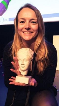 Crista van Geest wint prijs voor verbetering infectiepreventie