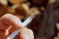 Eén op vier zware rokers overlijdt vóór 65ste