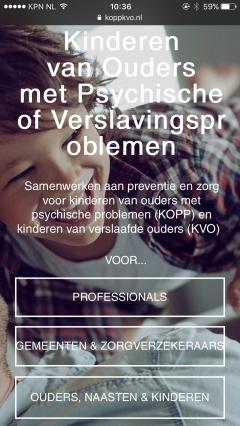 Website promoot meer aandacht voor kinderen