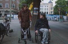Film over leven in rolstoel
