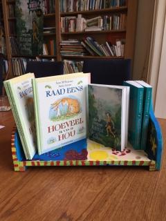 Geef een (prenten)boek cadeau!