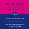 Twee handboeken Alice van der Pas samengevoegd