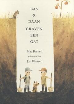 Bas & Daan graven een gat