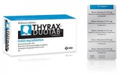 Tekort Thyrax zorgt voor meer klachten en overdoseringsrisico's bij schildklierpatiënten