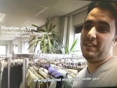 Film over nieuw aanbod voor vluchtelingen