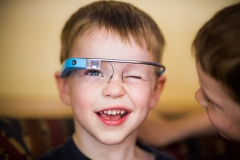 Google Glass helpt kinderen met autisme bij sociale interacties