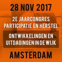 Jaarcongres Participatie en Herstel: Ontwikkelingen en uitdagingen in de wijk