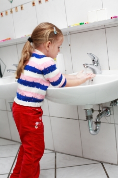 Hygiene in de kinderopvang: Handen wassen