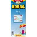 Wegenkaart - Landkaart Aruba